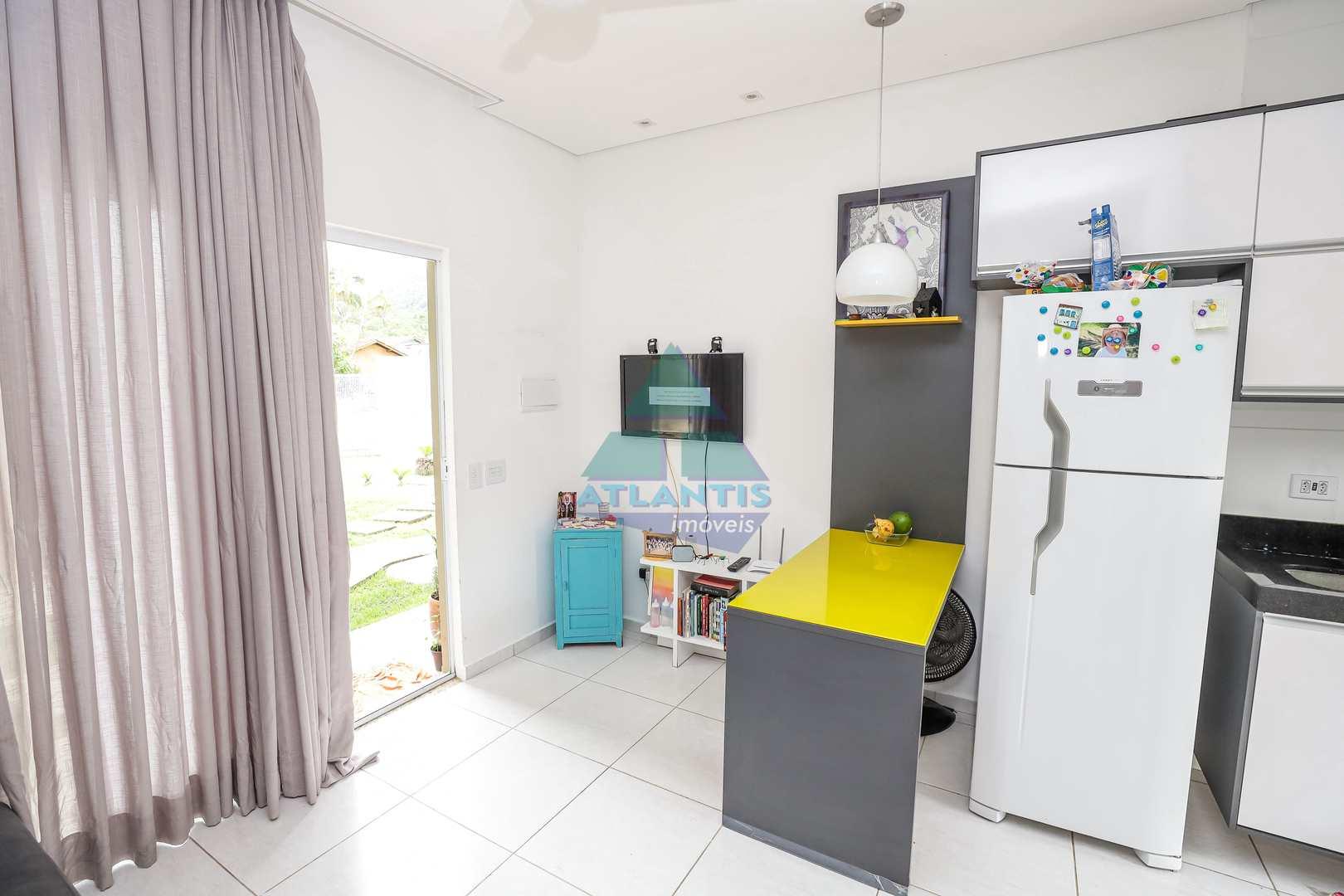 Apartamento com 1 dorm, Praia da Lagoinha, Ubatuba - R$ 230 mil, Cod: 1356
