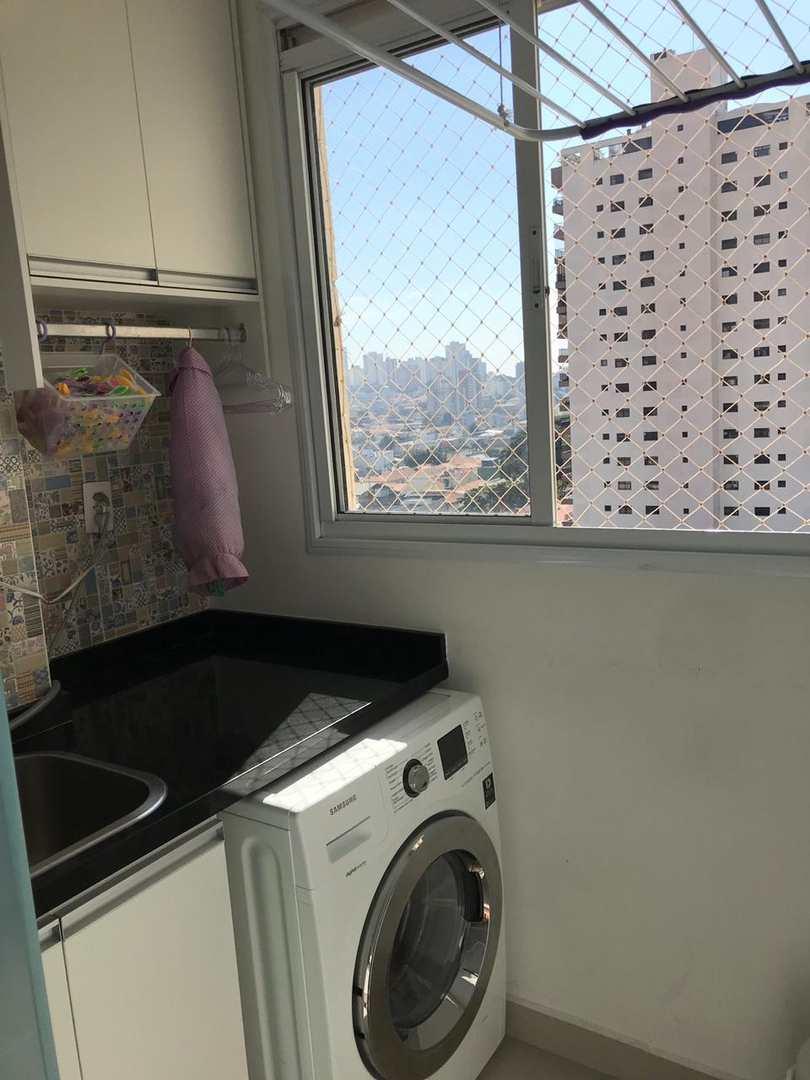 Apartamento com 3 dorms, Vila São José (Ipiranga), São Paulo - R$ 799 mil, Cod: 3464
