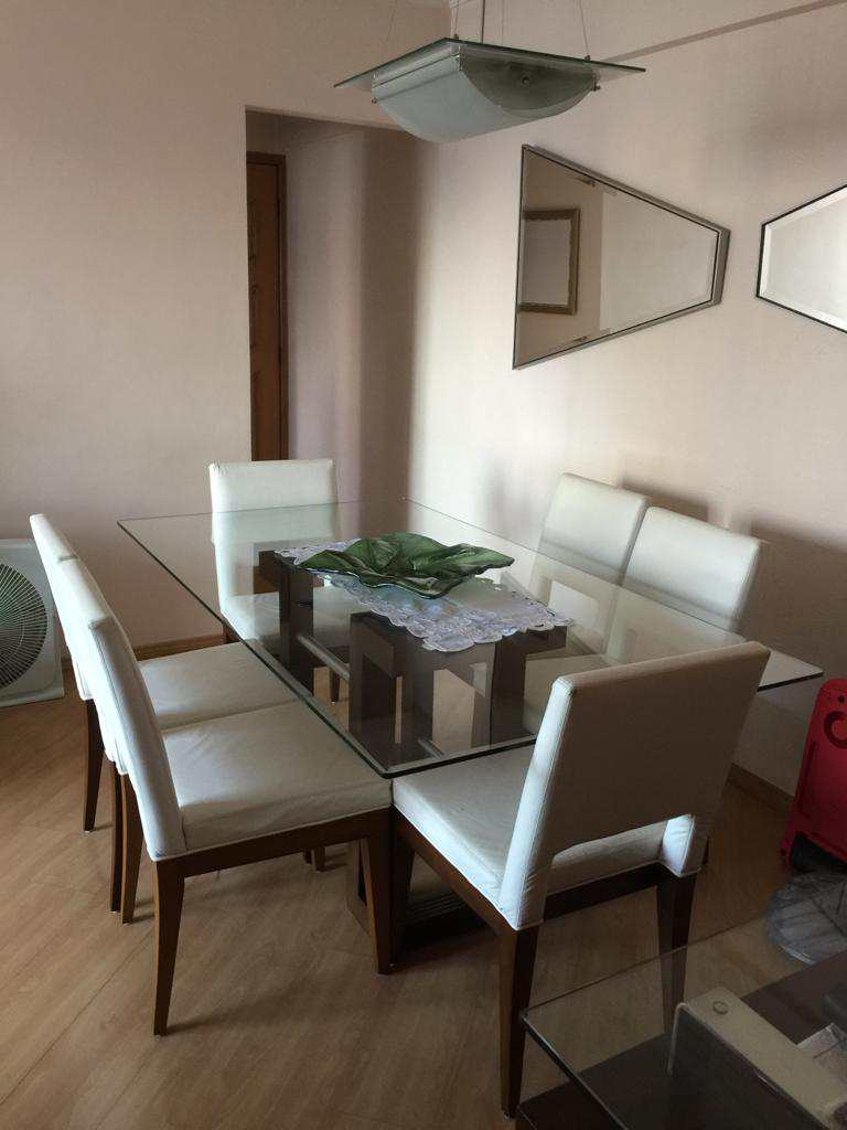 Apartamento com 2 dorms, Vila Gumercindo, São Paulo - R$ 497 mil, Cod: 3468