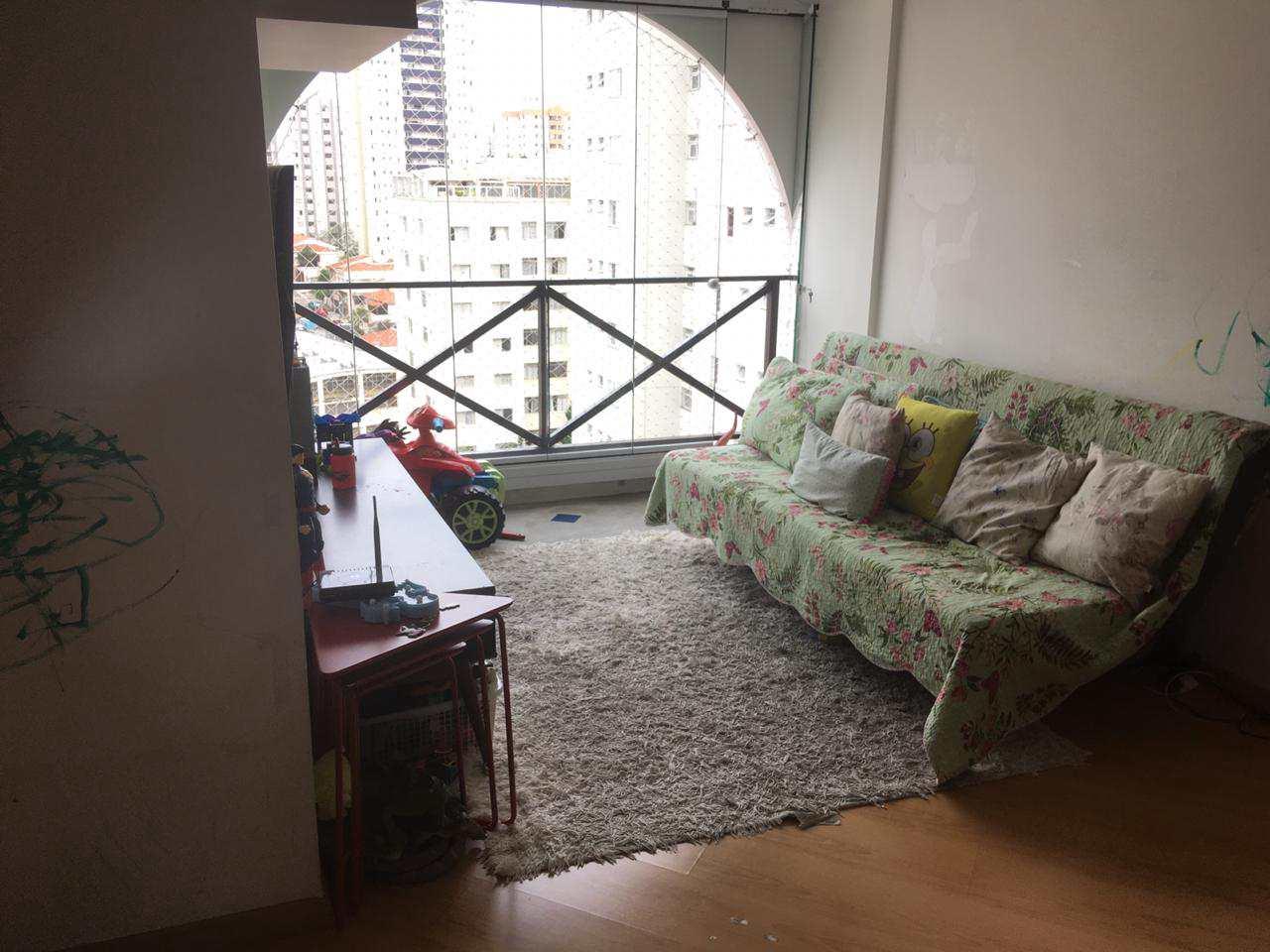 Apartamento com 2 dorms, Vila Gumercindo, São Paulo - R$ 424 mil, Cod: 3488
