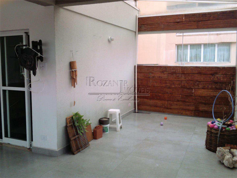 Cobertura com 3 dorms, Parque Anchieta, São Bernardo do Campo - R$ 960 mil, Cod: 3474