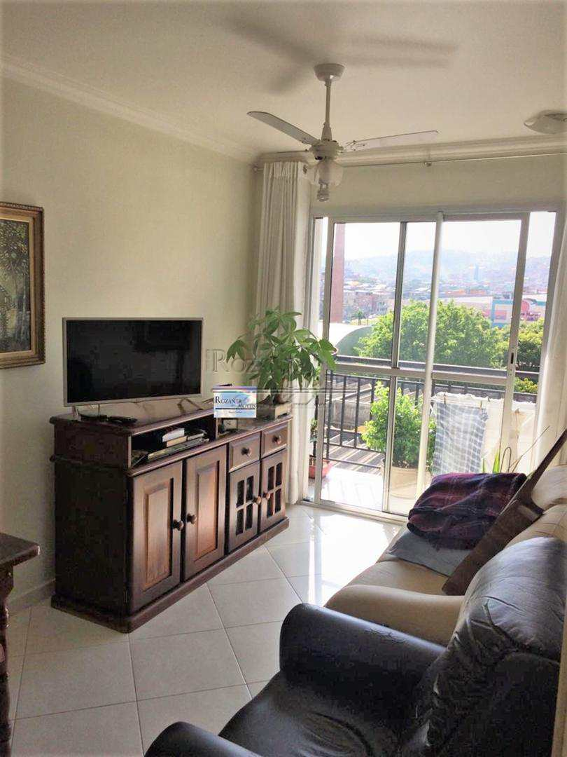 Apartamento com 2 dorms, Nova Petrópolis, São Bernardo do Campo - R$ 350 mil, Cod: 3754