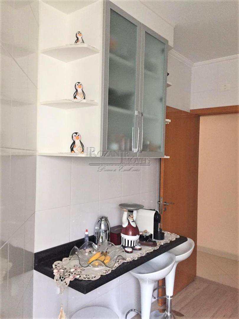 Apartamento com 3 dorms, Centro, São Bernardo do Campo - R$ 580 mil, Cod: 3763