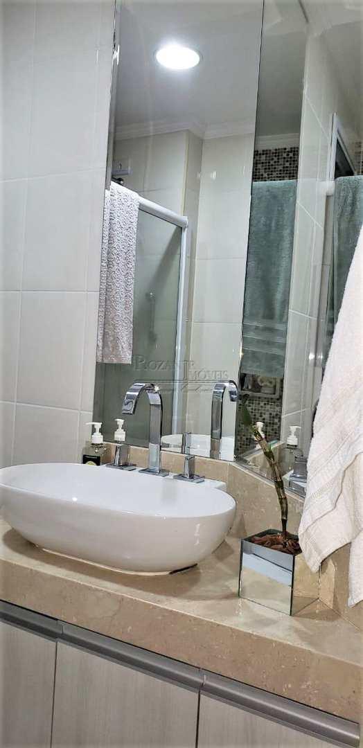 Apartamento com 3 dorms, Centro, São Bernardo do Campo - R$ 520 mil, Cod: 4071