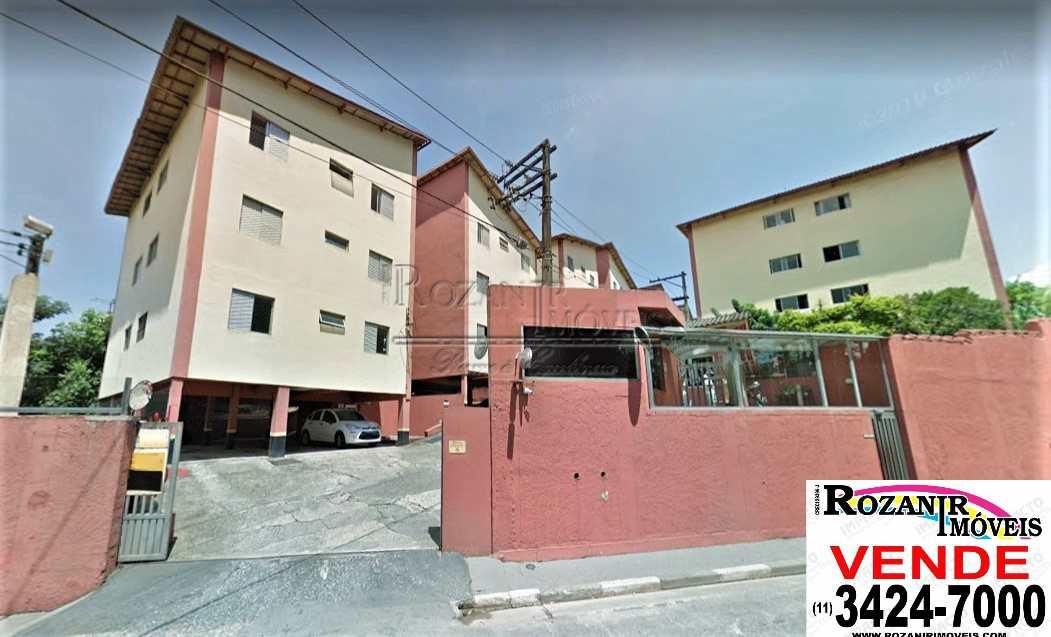 Apartamento com 2 dorms, Demarchi, São Bernardo do Campo - R$ 204 mil, Cod: 4089
