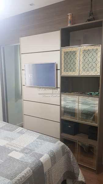 Apartamento com 3 dorms, Centro, São Bernardo do Campo - R$ 400 mil, Cod: 4135