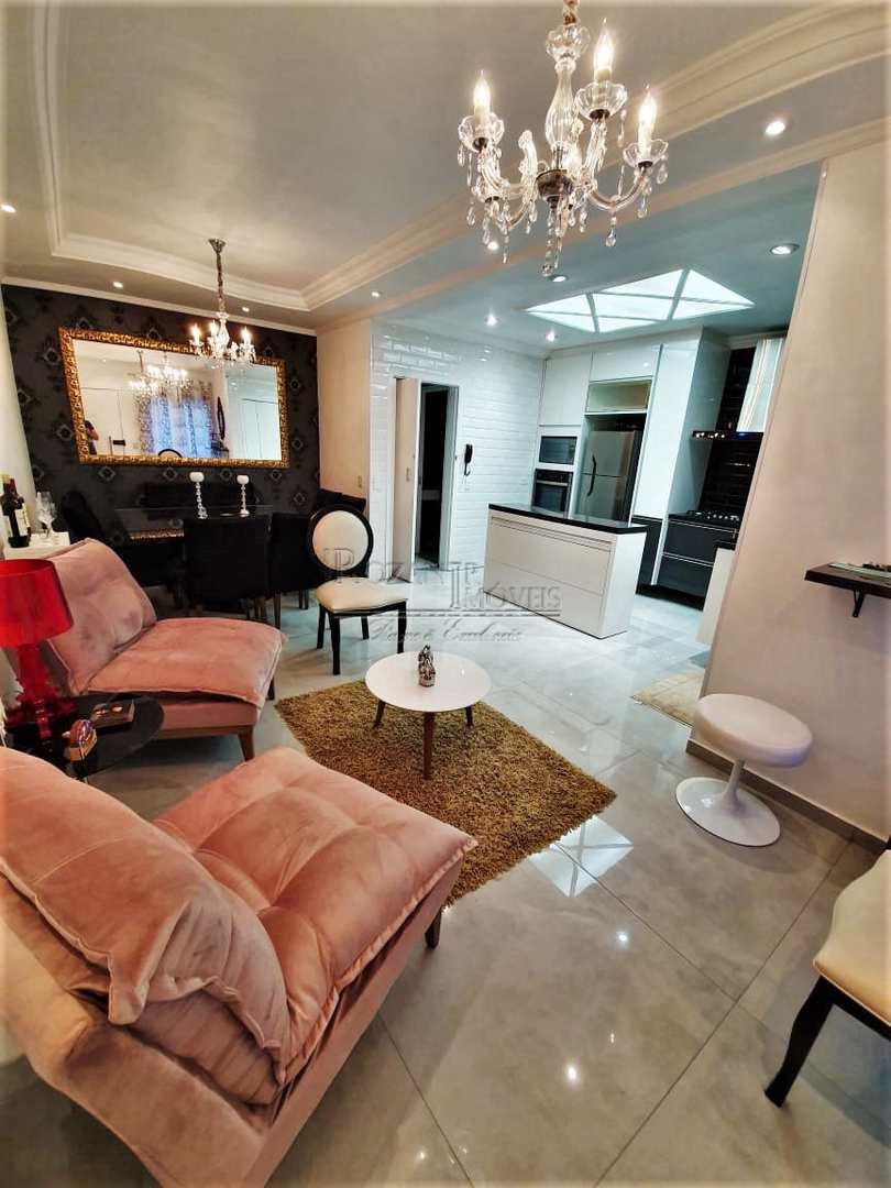 Apartamento com 2 dorms, Jardim Chácara Inglesa, São Bernardo do Campo - R$ 355 mil, Cod: 4234