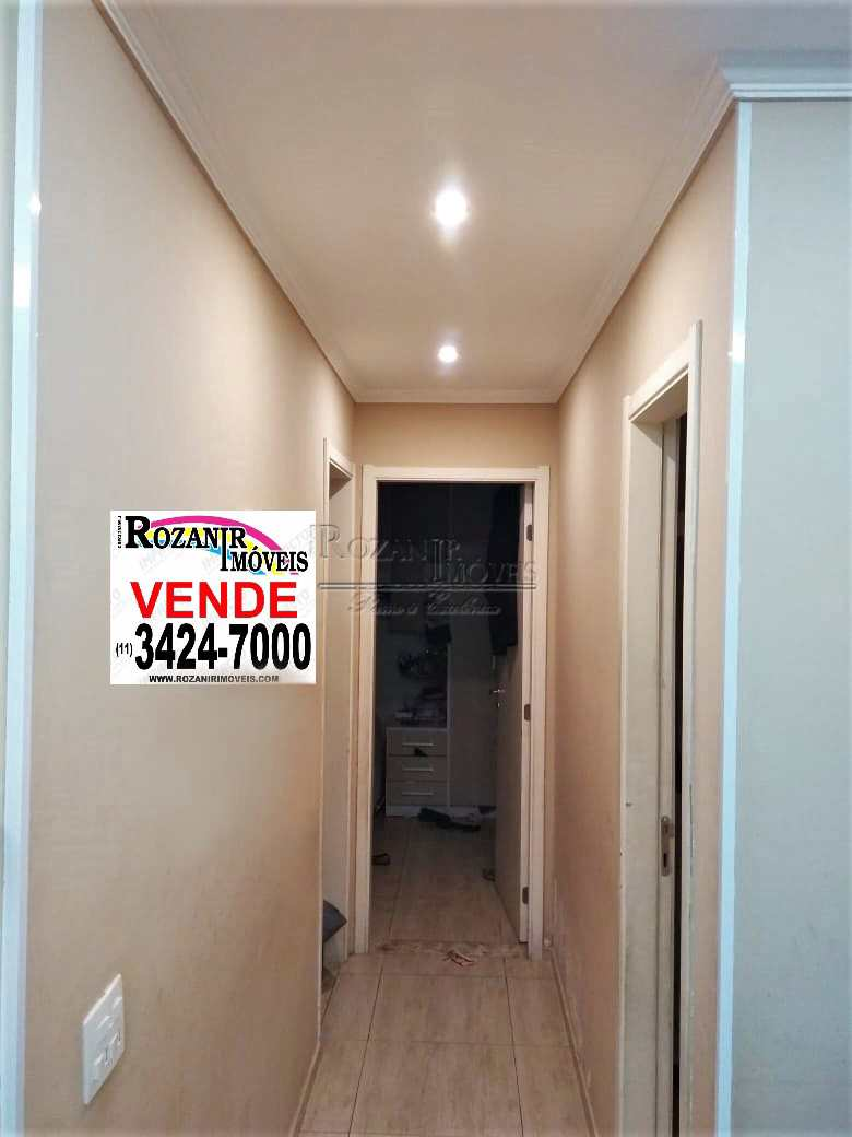 Apartamento com 2 dorms, Centro, São Bernardo do Campo - R$ 270 mil, Cod: 4252