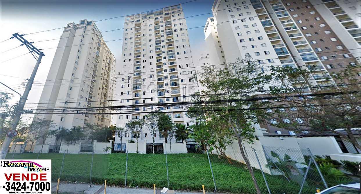 Apartamento com 2 dorms, Centro, São Bernardo do Campo, Cod: 4253