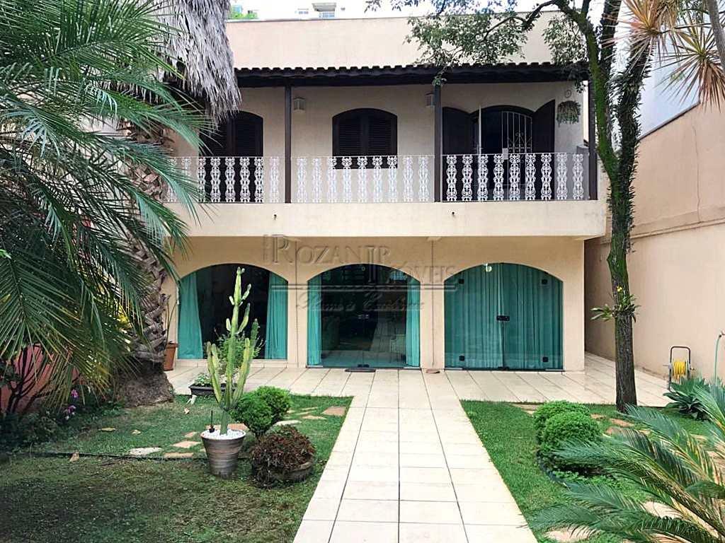 Sobrado com 3 dorms, Jardim, Santo André - R$ 1.69 mi, Cod: 4330