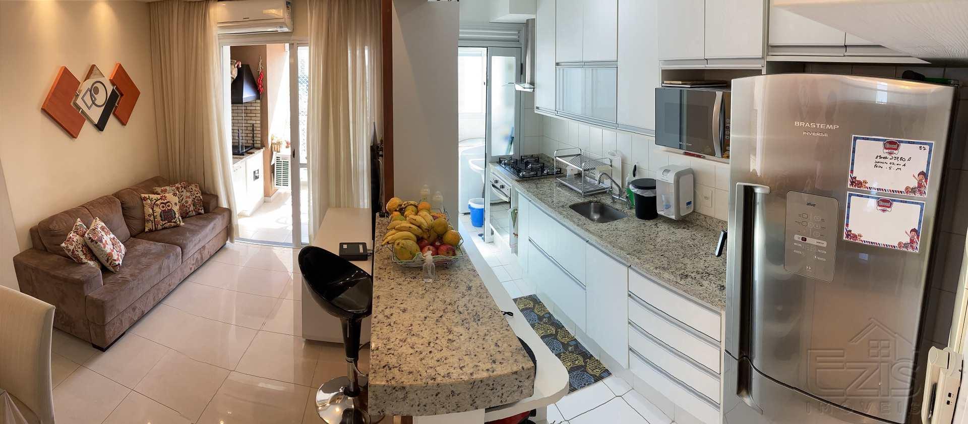 Apto MOBILIADO, 2 dorms, Vila Nair, SP - R$ 596 mil, Cod: 5356