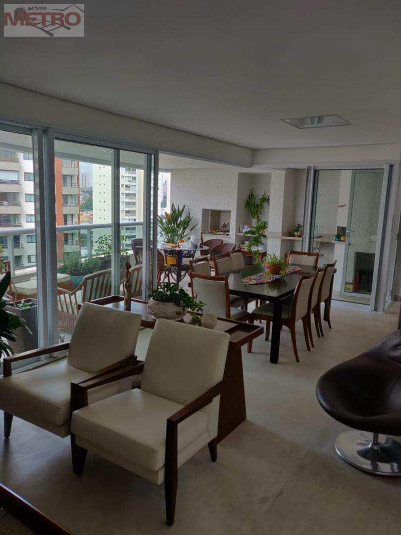 Apartamento NOVO 3 dormitórios na Chácara Klabin.