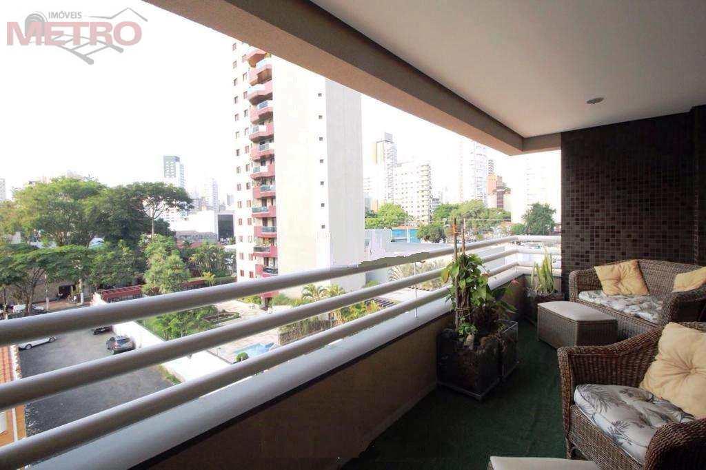 Apartamento lindo 136m² -  3 suítes, 3 vagas na  Vila Olímpia