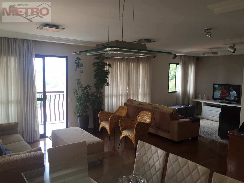 Apartamento no Chácara Alto da Boa Vista 3 suítes, 3 vagas.