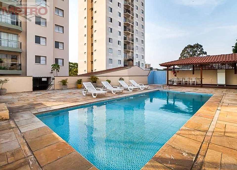 Apartamento com 2 dorms, Vila Santa Catarina, São Paulo - R$ 297 mil, Cod: 91138