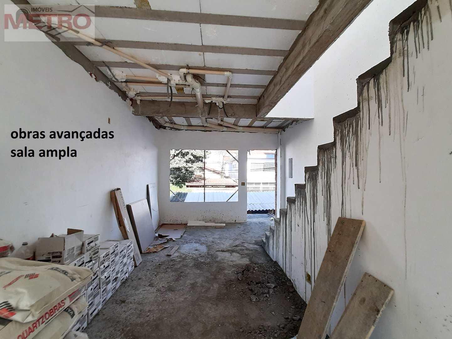 Sobrado com 3 dorms, Jardim Prudência, São Paulo - R$ 570 mil, Cod: 91173