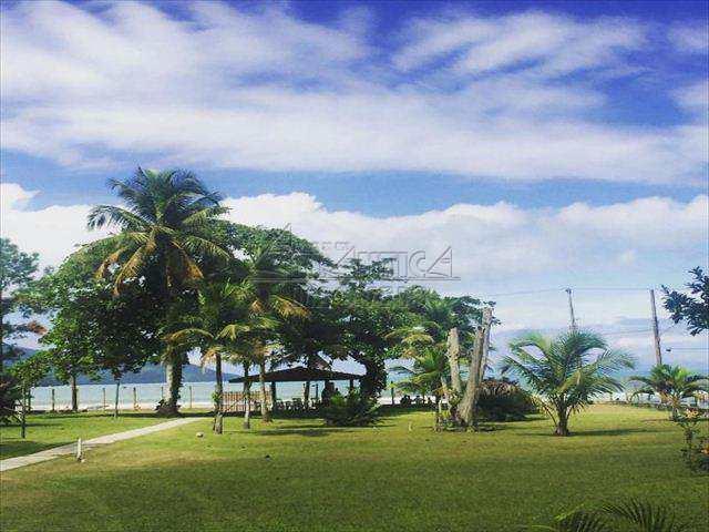 Terreno em Ubatuba, bairro Praia Enseada