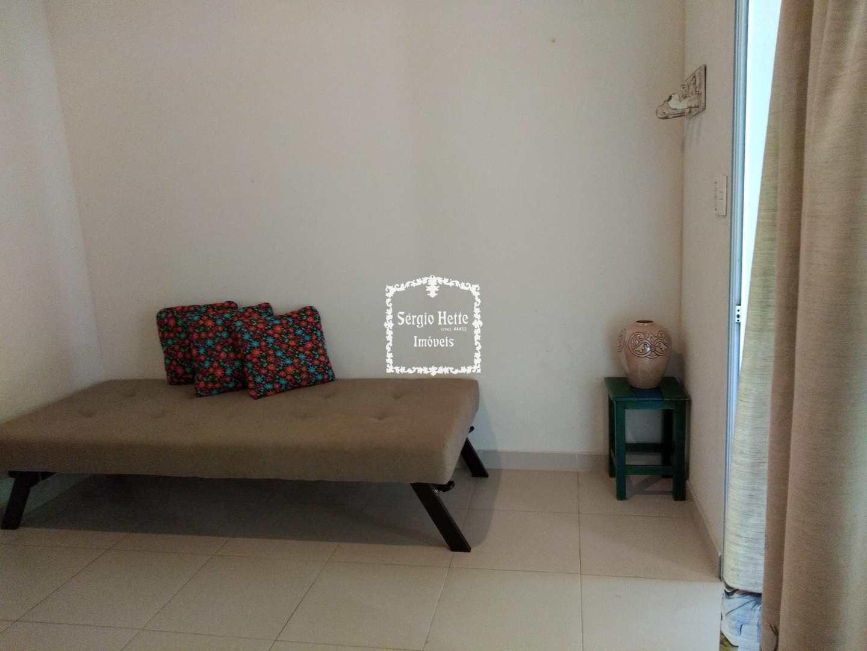 Flat com 1 dorm, Centro, Ilhabela, Cod: 669