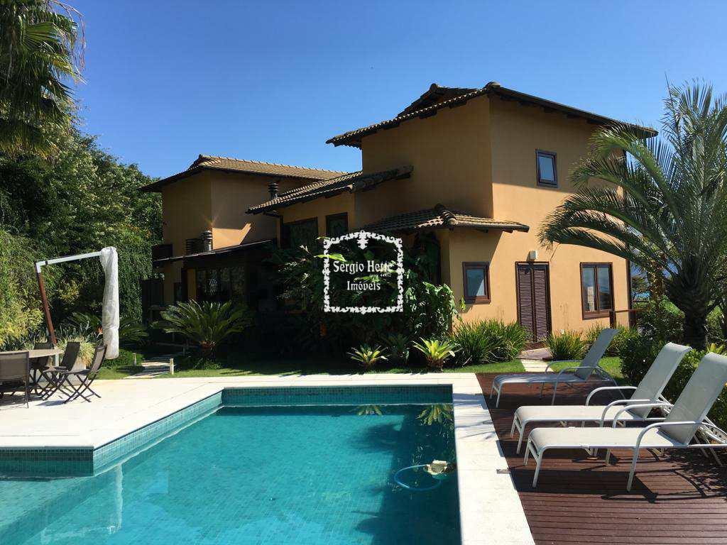 Casa de Condomínio, Sul, Alto Padrão -  Ilhabela, Cod: 682