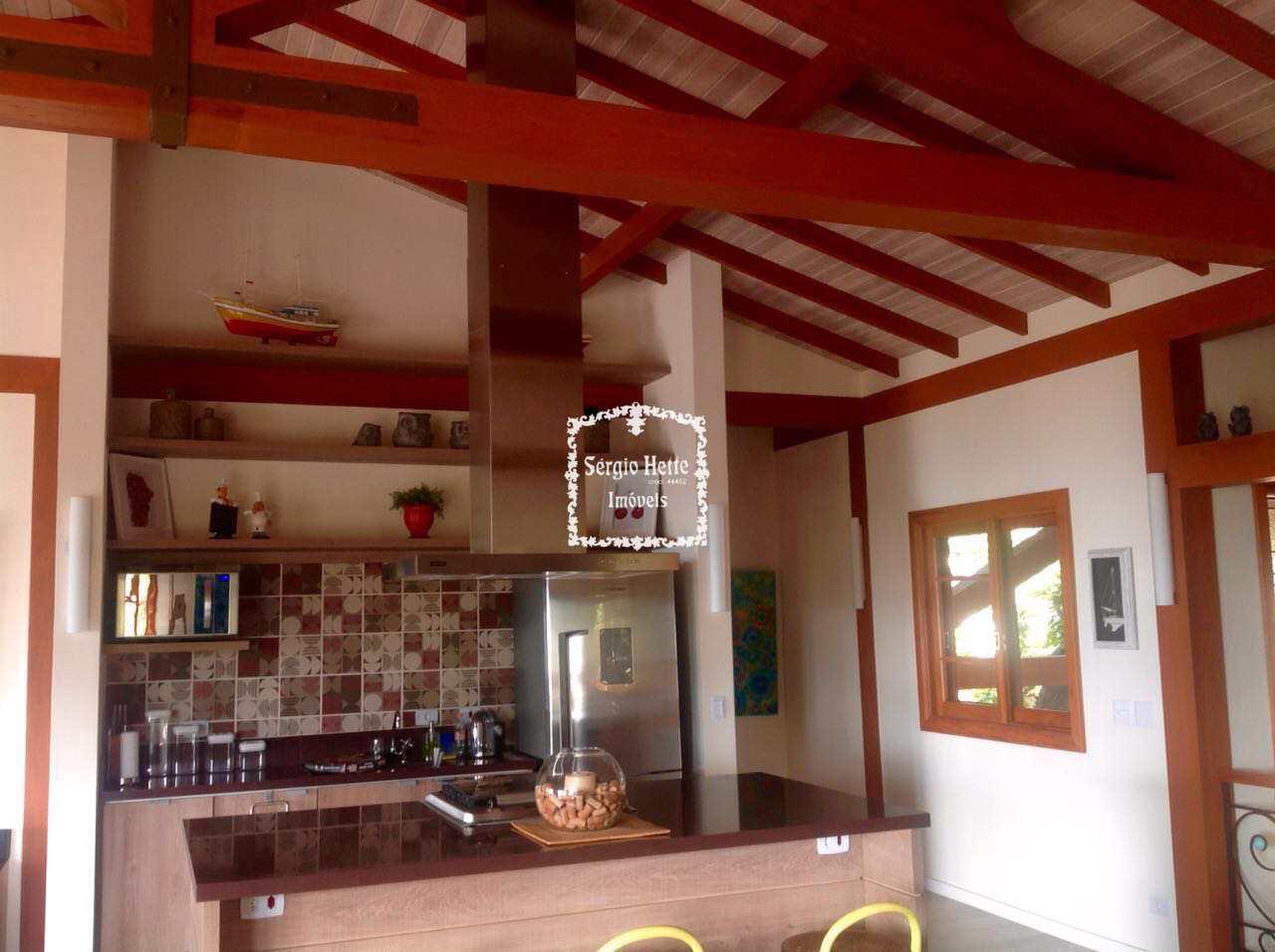 Casa alto Padrão com vista, Área Gourmet