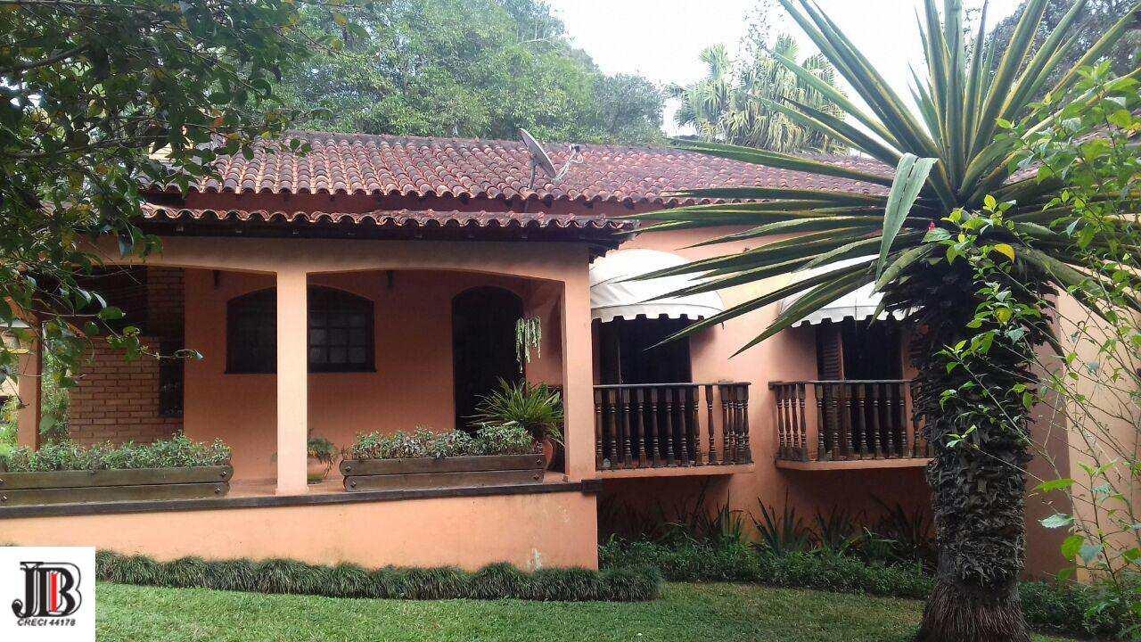 casa principal vista fundos