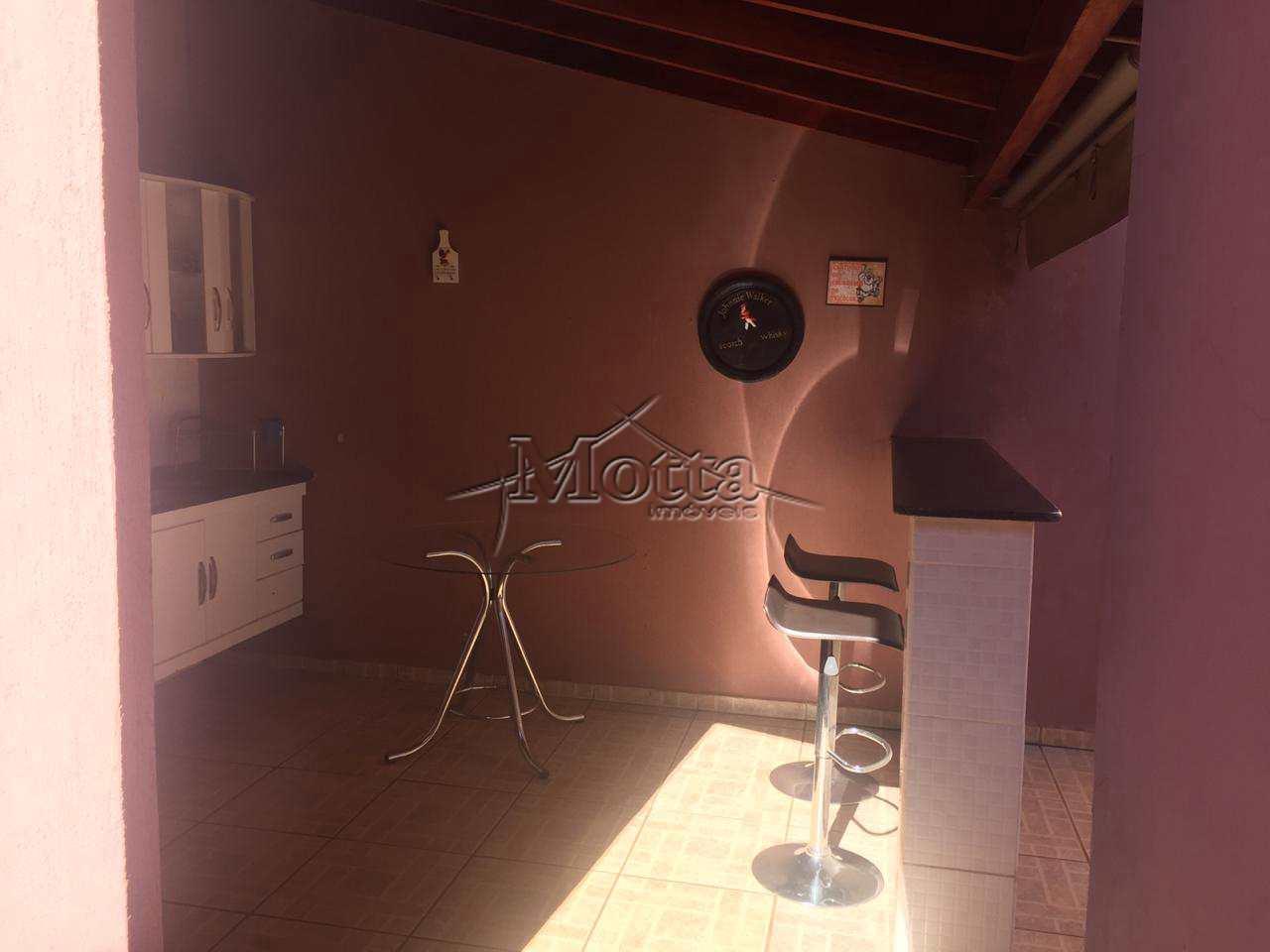 Casa com 3 Dorms, Jardim Santa Cruz, Cravinhos - Cod: 25