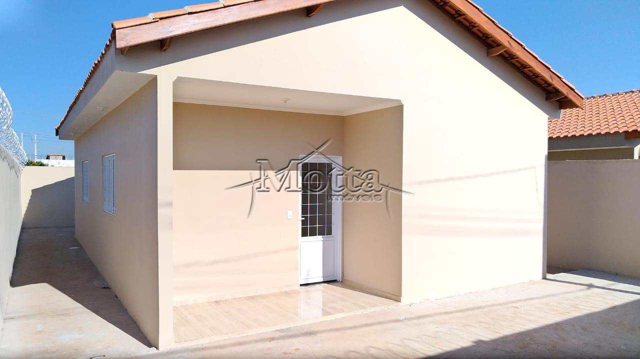 Casa 2 dorms, Jardim Aliança - Cod: 972