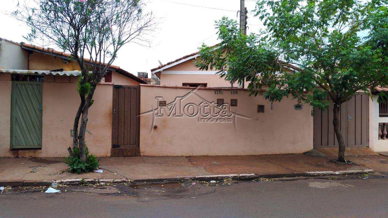Casa com 4 dorms, Bela Vista, Cravinhos - R$ 270 mil, Cod: 978