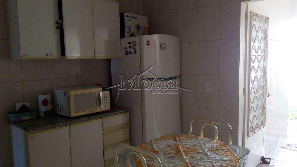 Casa com 3 dorms, Santa Cruz, Cravinhos - R$ 250 mil, Cod: 979
