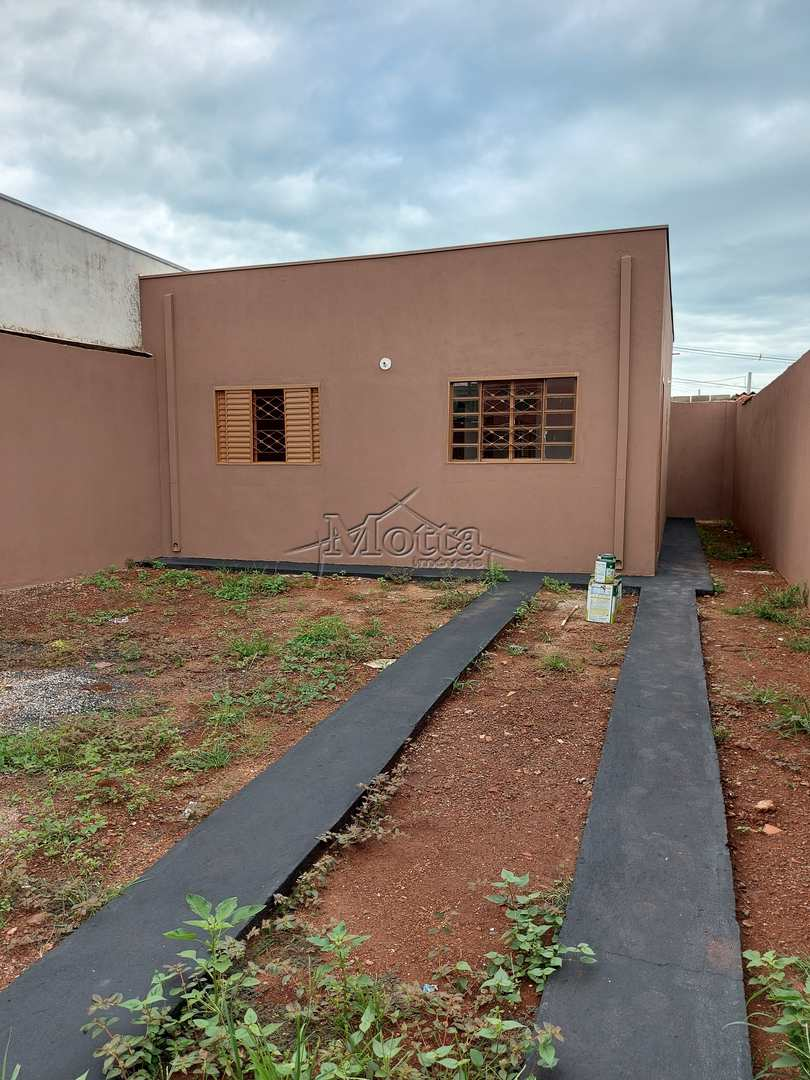Casa Nova, 2 dorms, Jardim Santana - Cod: 1094