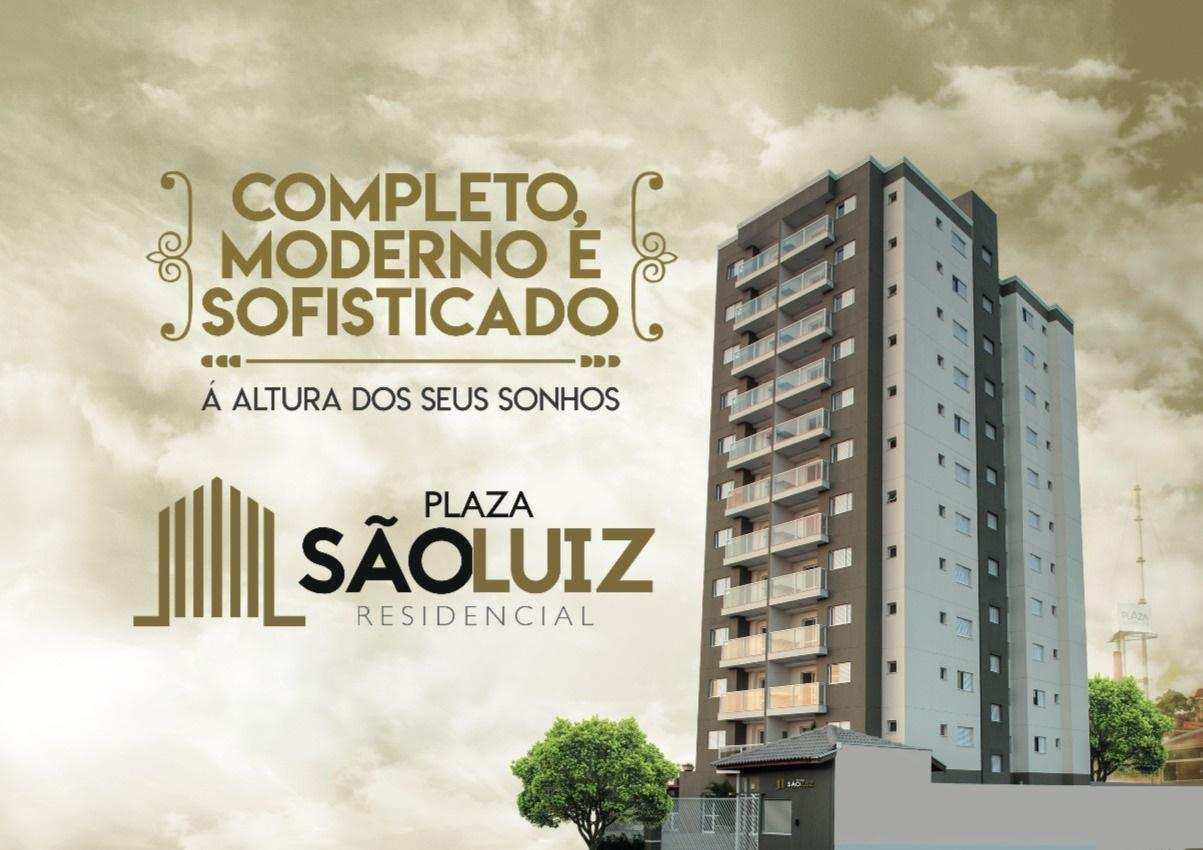 Lançamento Plaza São Luiz Residencial em Itu/SP