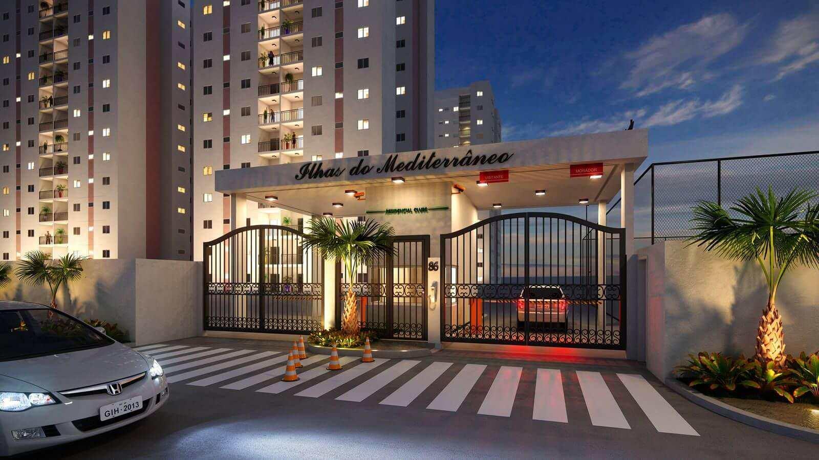 Lançamento Apartamento Ilha do Mediterrâneo Itu/SP