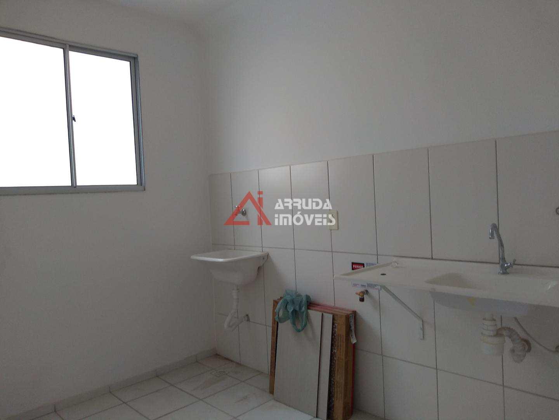 Apartamento com 2 dorms, Condomínio Residencial Ilha do Sol, Itu - R$ 160 mil, Cod: 41502
