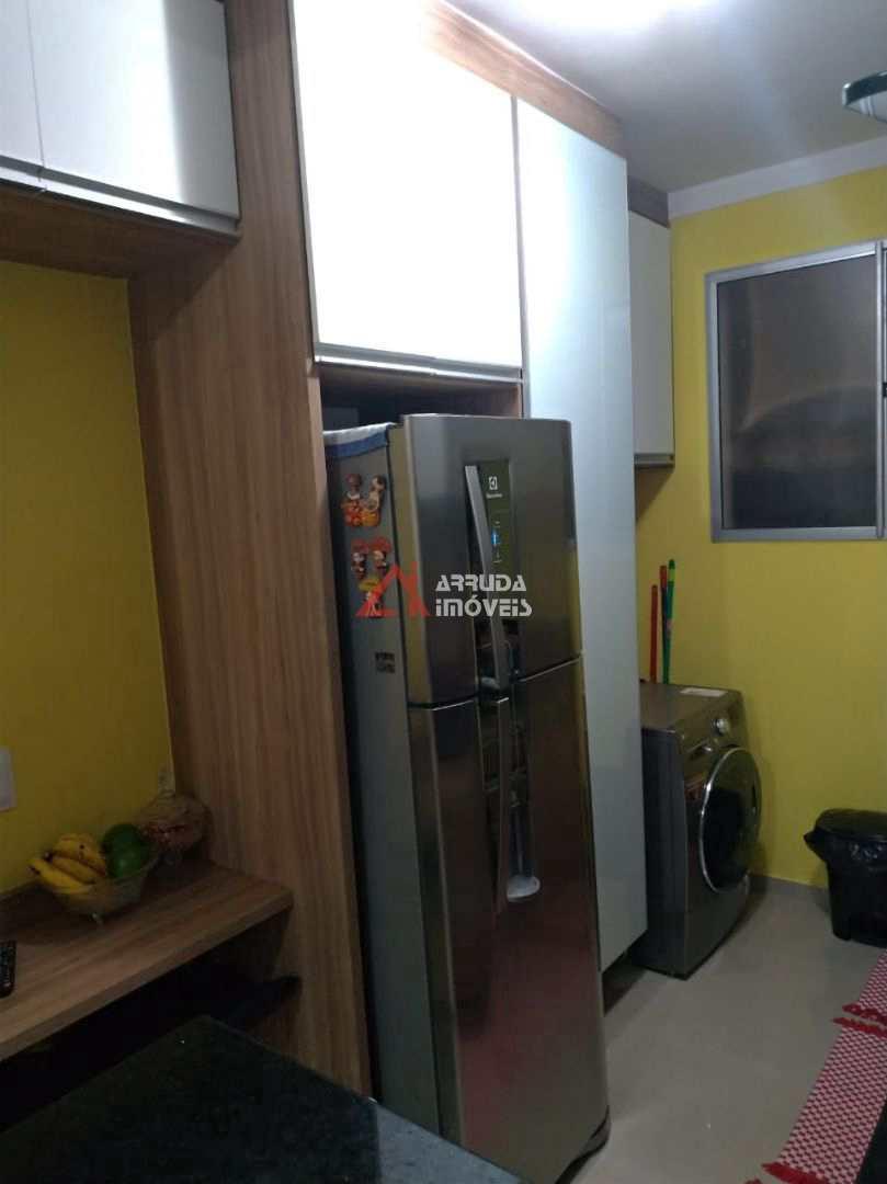 Apartamento com 2 dorms, Condomínio Residecial Ilha de Pascoa, Itu - R$ 185 mil, Cod: 42934