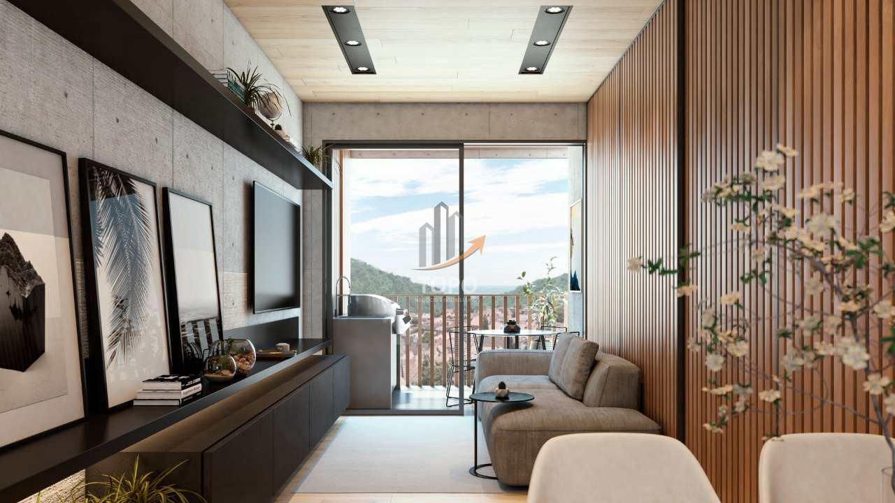 15 - Perspectiva Artística Sala 02 Dormitórios