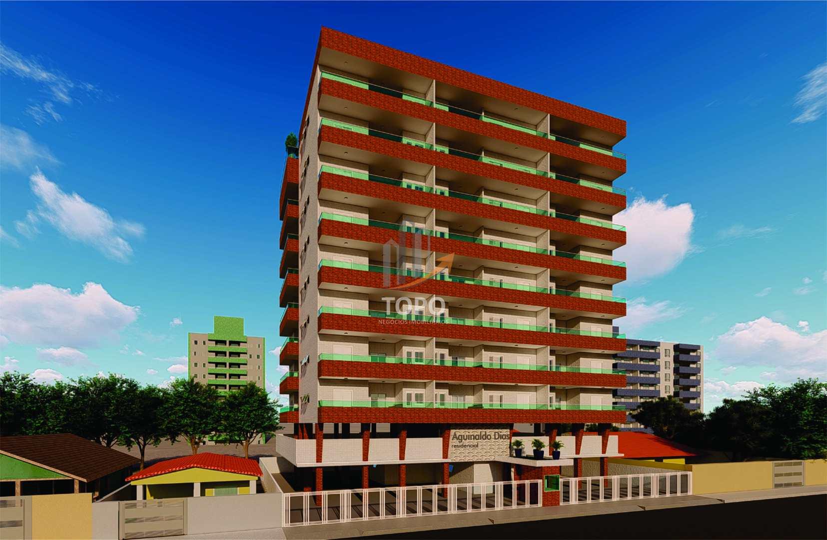 O residencial Aguinaldo Dias une o conforto de morar na praia com a facilidade do bairro Boqueirão, apenas 5 minutos de caminhada até a praia.