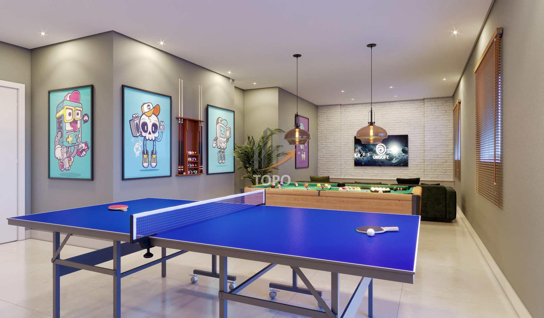 10 - Perspectiva Artística Salão de Jogos