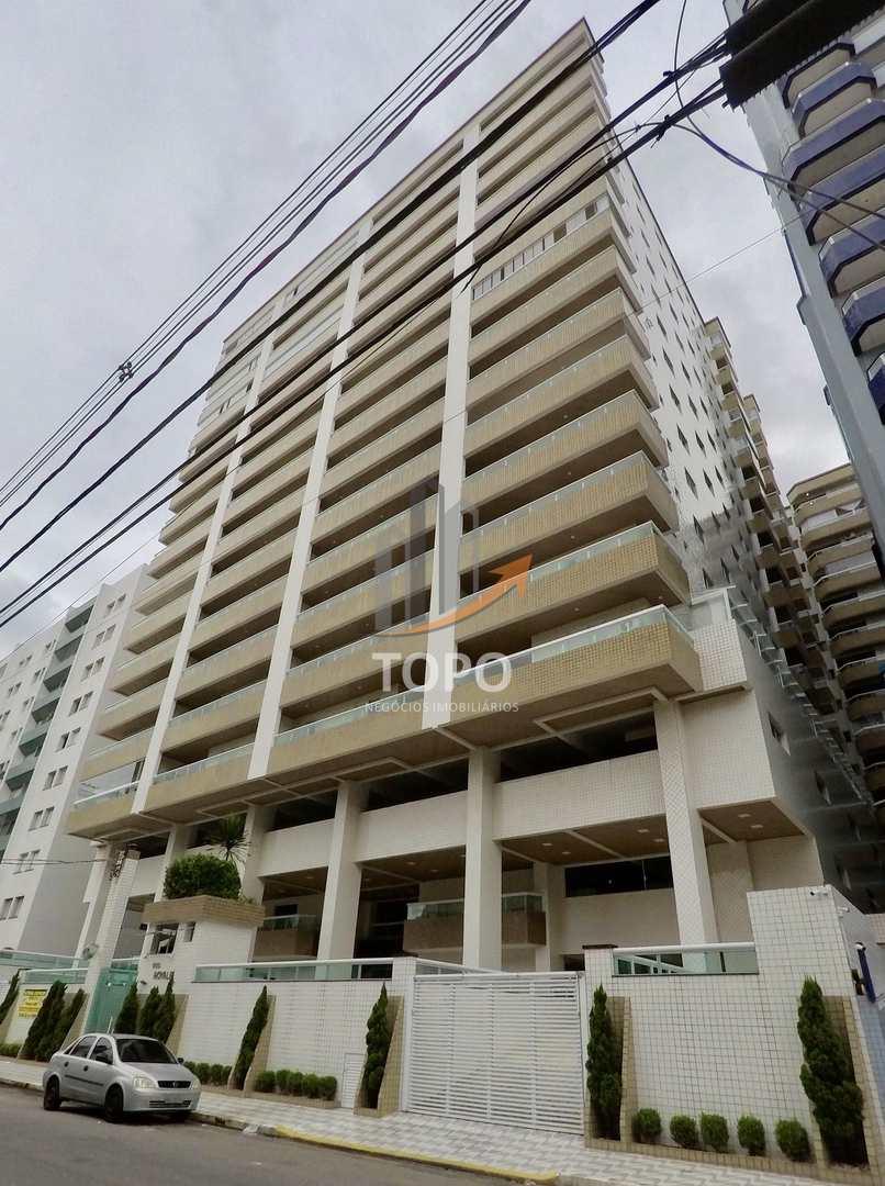 Últimas unidades disponíveis no residencial Royale, apenas 1 quadra do mar, no bairro Guilhermina.