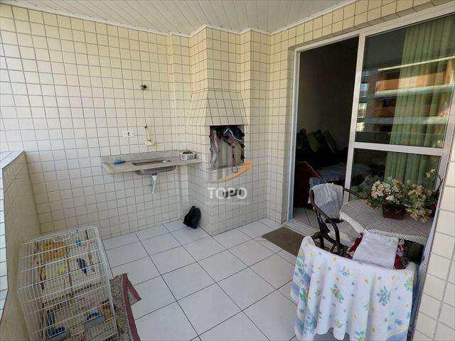 Apartamento no bairro do Guilhermina com ótimo valor para investimento em Praia Grande REF 4545
