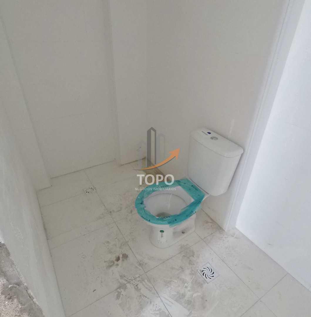 Apartamento com 2 dorms, Boqueirão, Praia Grande - R$ 420 mil, Cod: 4500