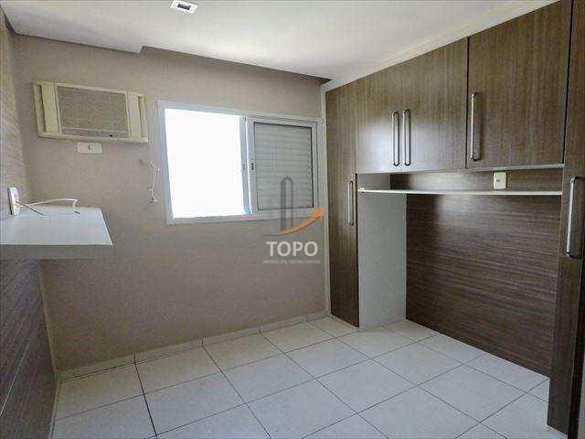 Apartamento semi mobiliado com lazer completo  Vila Tupi em Praia Grande/SP com vista para o mar. REF 4561.
