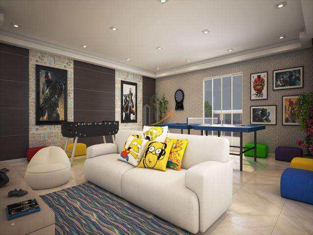Venha morar na nova área nobre do bairro Canto do Forte, lazer completo para você e sua família, com parcelamento direto com a construtora.