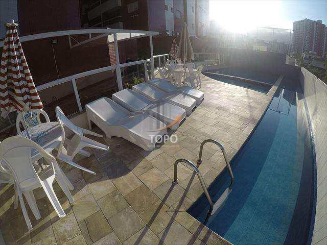 Excelente apartamento 02 dormitórios com lazer completo no bairro Canto do Forte por apenas R$ 260.000,00.