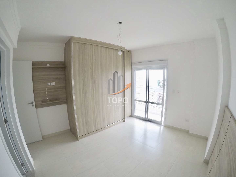 Incrível apartamento alto padrão frente para a praia no bairro Canto do Forte com lazer completo.