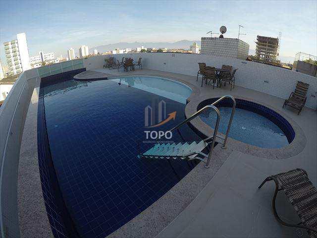 Apartamento novo no bairro do Guilhermina na Praia Grande com lazer completo e ótimo valor para investimento.