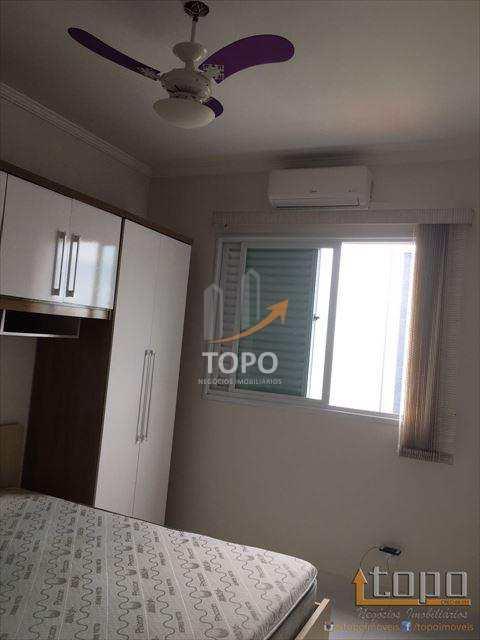Lindo apartamento todo mobiliado e decorado no bairro Guilhermina na Praia Grande com vista para o mar REF 3217