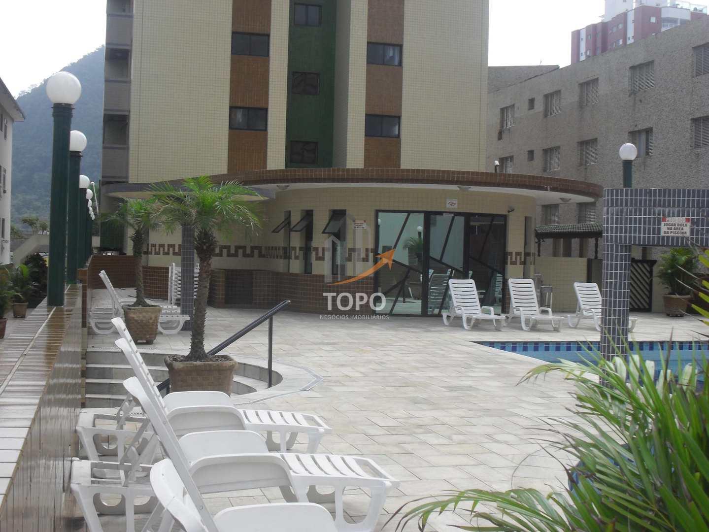 Apartamento com 1 dorm, Canto do Forte, Praia Grande - R$ 225 mil, Cod: 4650