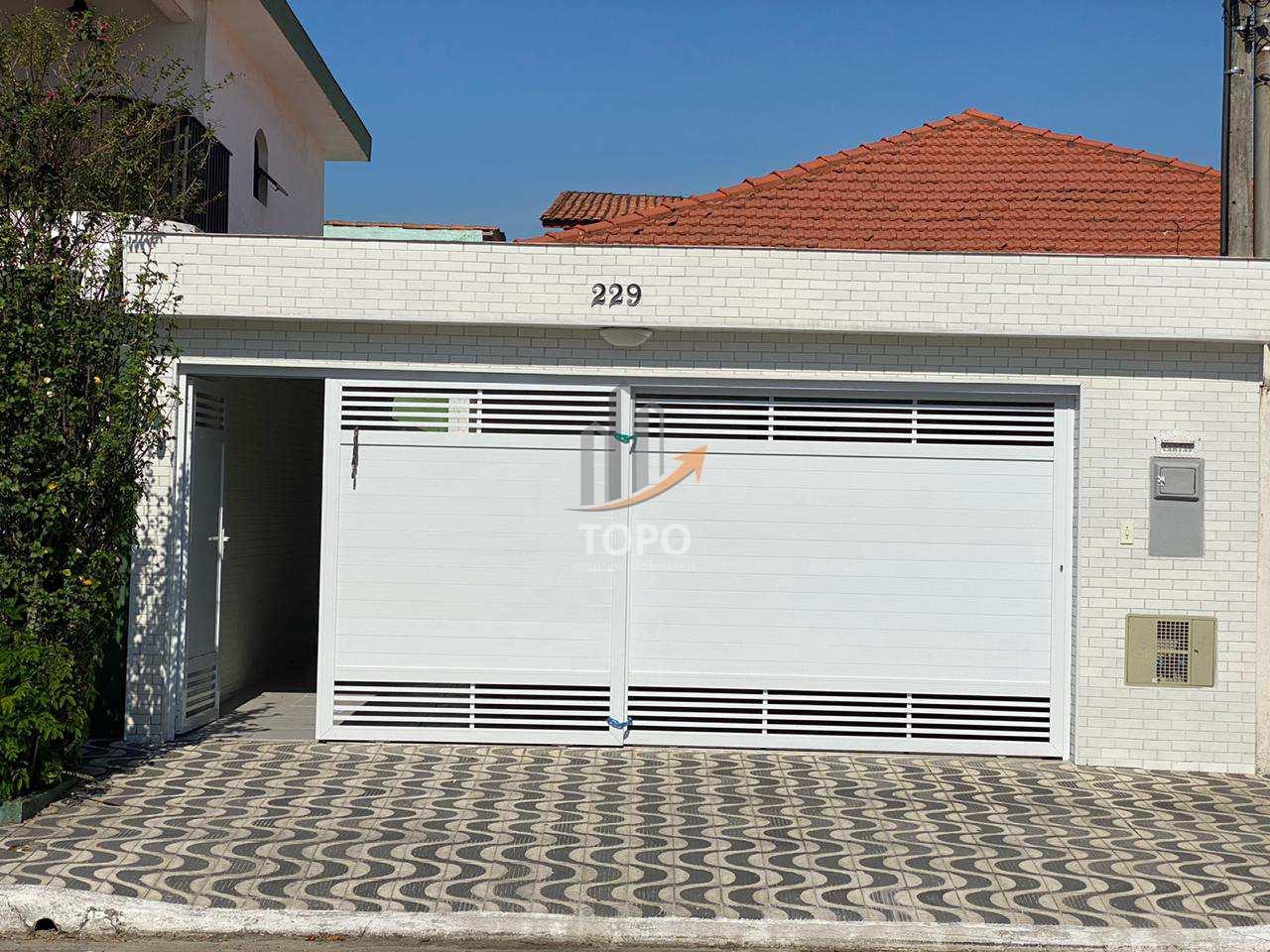 Casa com 3 dorms, Boqueirão, Praia Grande - R$ 399 mil, Cod: 4661