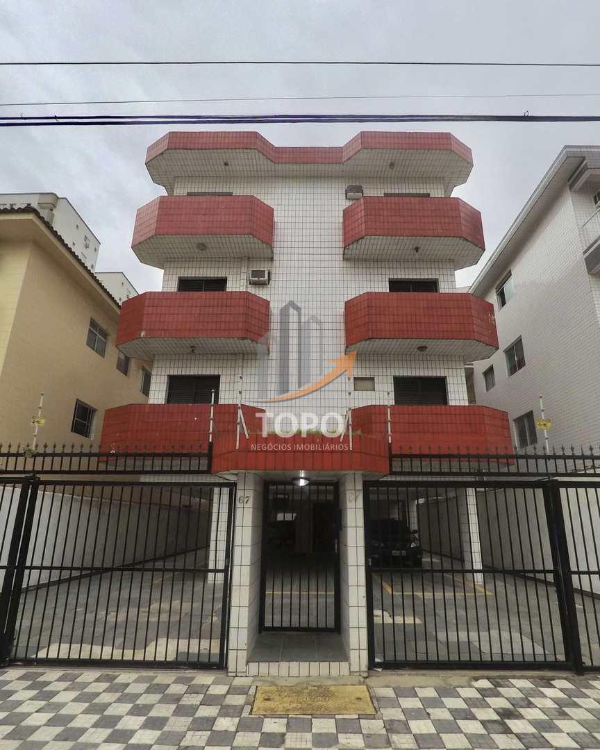 Apartamento com 1 dorm, Guilhermina, Praia Grande - R$ 145 mil, Cod: 4675