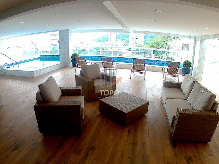 Apartamento com 2 dorms, Boqueirão, Praia Grande - R$ 350 mil, Cod: 4746